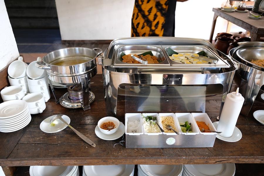 heytheregrace.com | Kampung Lumbung Boutique Hotel, Batu, Malang - breakfast - sot