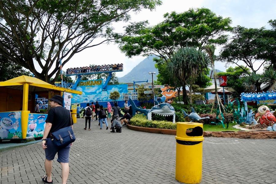 heytheregrace.com | Wahana Permainan di Batu Secret Zoo, Jatim Park 2, Malang