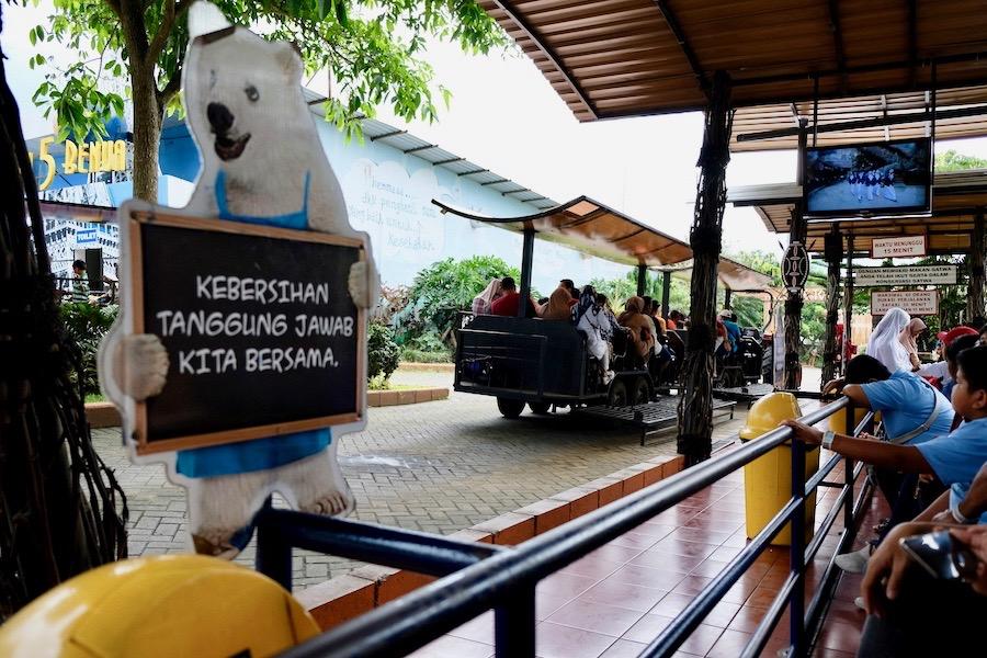 heytheregrace.com | Antri Safari Farm di Batu Secret Zoo, Jatim Park 2, Malang