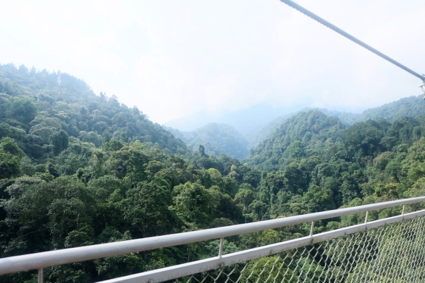 heytheregrace.com | Situ Gunung Suspension Bridge, Sukabumi