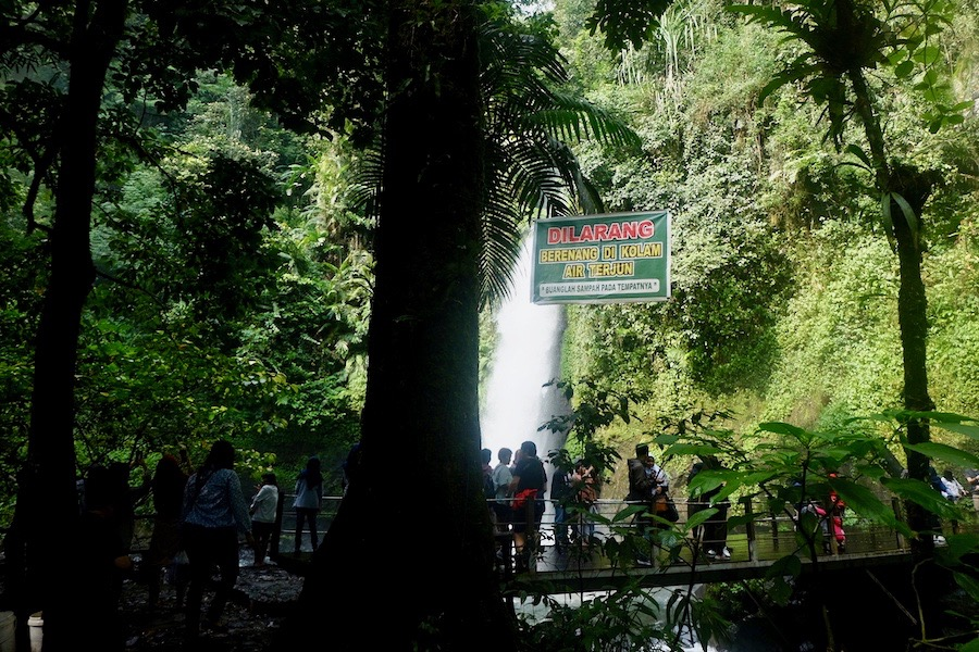 heytheregrace.com | Situ Gunung Suspension Bridge | Curug Sawer