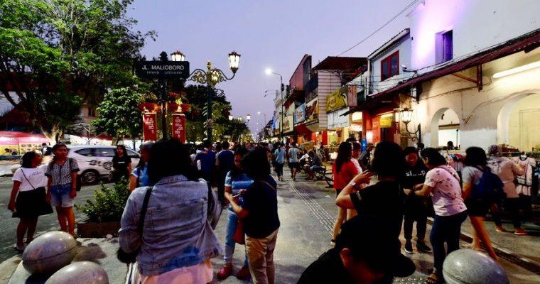 Hangatnya Pijar Yogyakarta di Jalan Malioboro