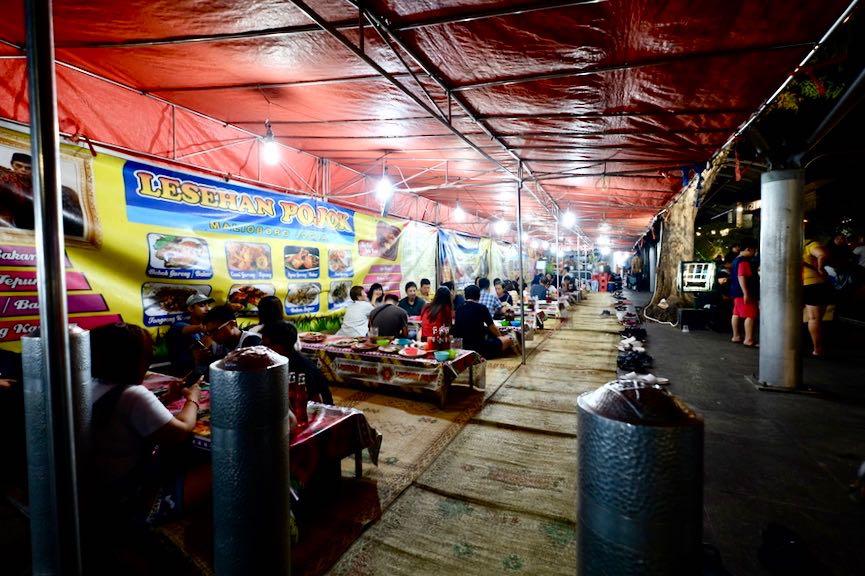 heytheregrace.com | Makan Lesehan di Malioboro, Yogyakarta