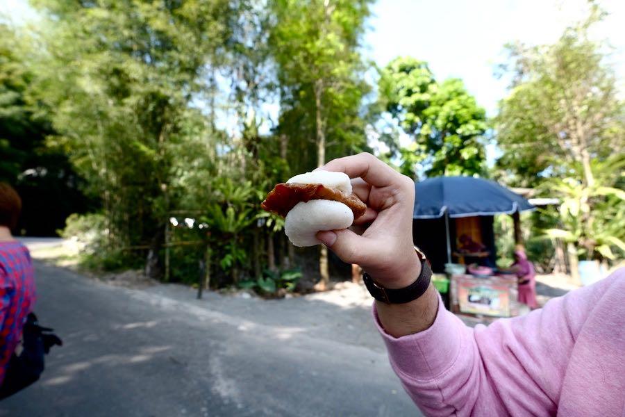 heytheregrace.com | Makan Jadah Tempe di Museum Ullen Sentalu, Yogyakarta
