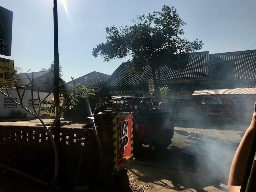 heytheregrace.com | Jeep Tour Merapi, Yogyakarta