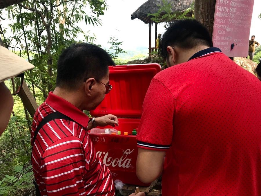 heytheregrace.com | Warung Kejujuran di Gunung Api Purba Nglanggeran, Yogyakarta