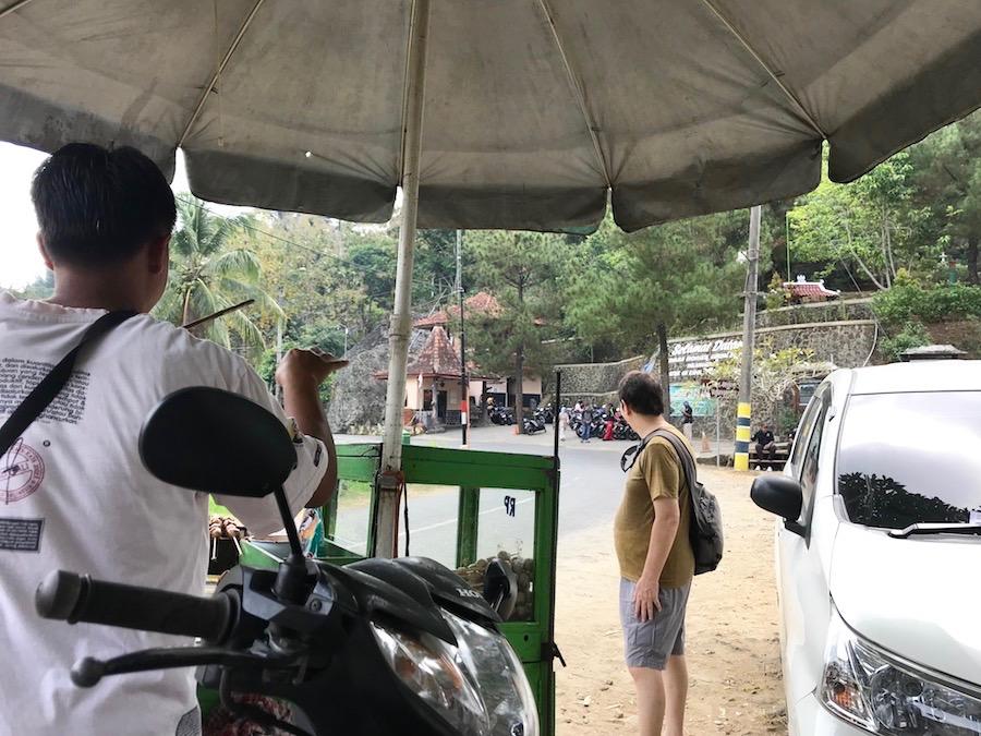 heytheregrace.com | Jajan Bakso Bakar di Gunung Api Purba Nglanggeran, Yogyakarta