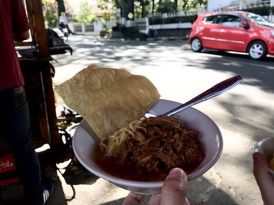 heytheregrace.com | Mie Ayam Cipaganti Bandung