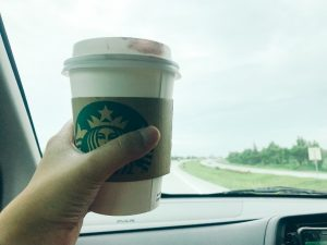 heytheregrace.com | 2019 in Cups of Coffee - March | Starbucks
