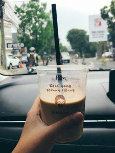 heytheregrace.com   2019 in Cups of Coffee - September   Kopi Soe