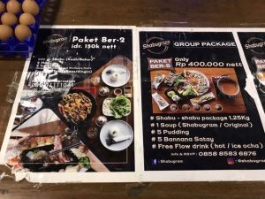 heytheregrace.com | Shabugram Bogor - Group Package
