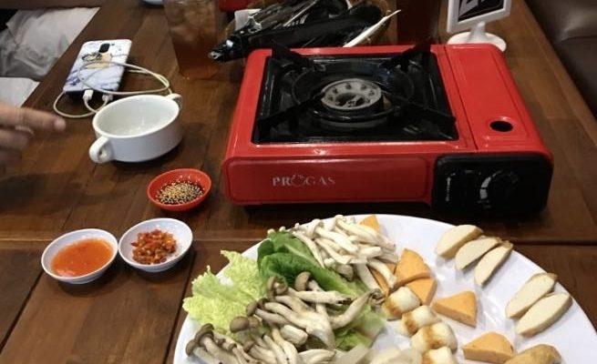 Makan Shabu-shabu Ditimbang di Shabugram, Bogor