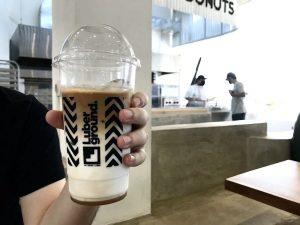 heytheregrace.com | Luberground, Braga, Bandung - Iced Latte + extra vanilla syrup