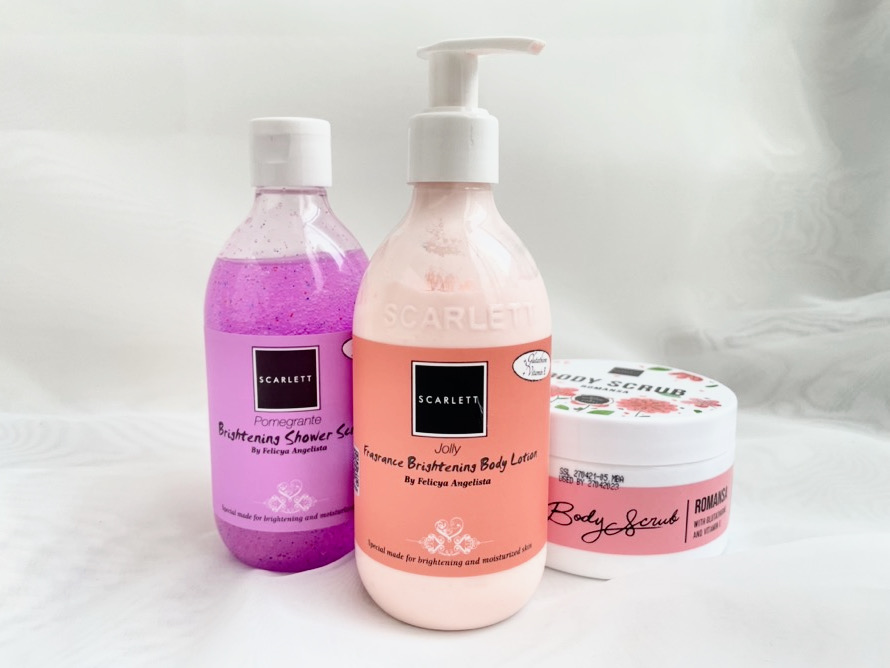 heytheregrace.com | Scarlett Body Care Review