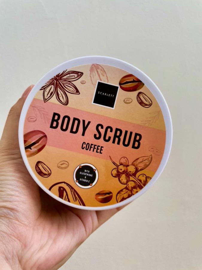 heytheregrace.com | Scarlett Body Scrub Coffee